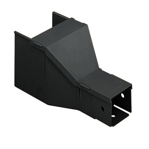 Panduit T50F-X0 Spiral Wrap, Weather Resistant Polyethylene, Black (10-Foot)