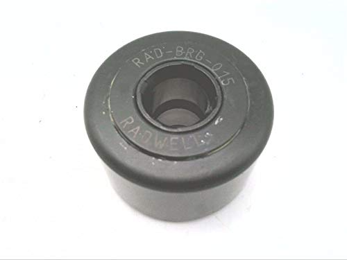 RADWELL VERIFIED SUBSTITUTE 6831K19-SUB Needle Yoke Roller, Substitute for McMaster CARR 6831K19, 2.00 INCH Bearing