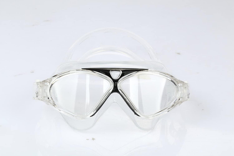 ZQ Swimming Goggles,Anti-Fog Goggles Adult Goggles Waterproof Anti-Fog Swimming Big Box