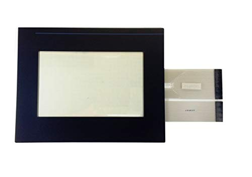 RADWELL VERIFIED SUBSTITUTE 2711-T9A2L1-SUB-TOUCHGLASS+Overlay Works W/Allen Bradley Part # 2711-T9A2L1, 2711-T9A, TOUCHGLASS+Overlay for Monochrome PANELVIEW 900, Includes TOUCHGLASS+Overlay