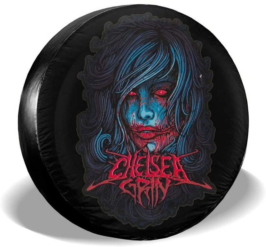 Liuqidong Chelsea Grin Wheel Cover Water-Proof Dust-Proof Sun Protection