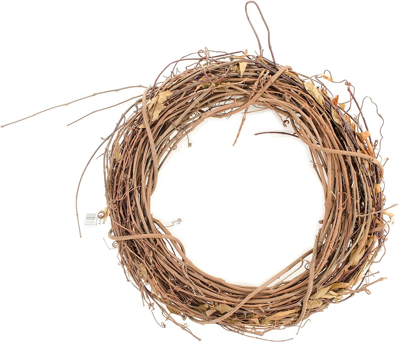 Darice 2802-71 Grapevine Wreath 14
