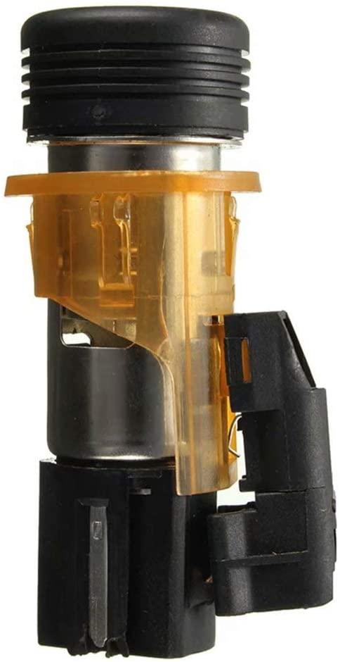 Bernard Bertha Car Cigarette Lighter Housing Cig Socket For Peugeot CC SW 206 308 406 607 1007 822754