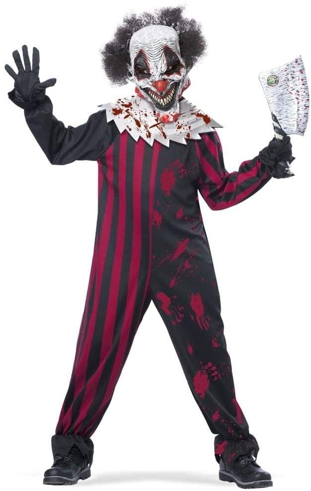 California Costumes Killer Klown Child Costume, Large