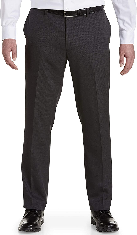 DXL Gold Series Big and Tall Waist-Relaxer Sorbtek Dress Pants