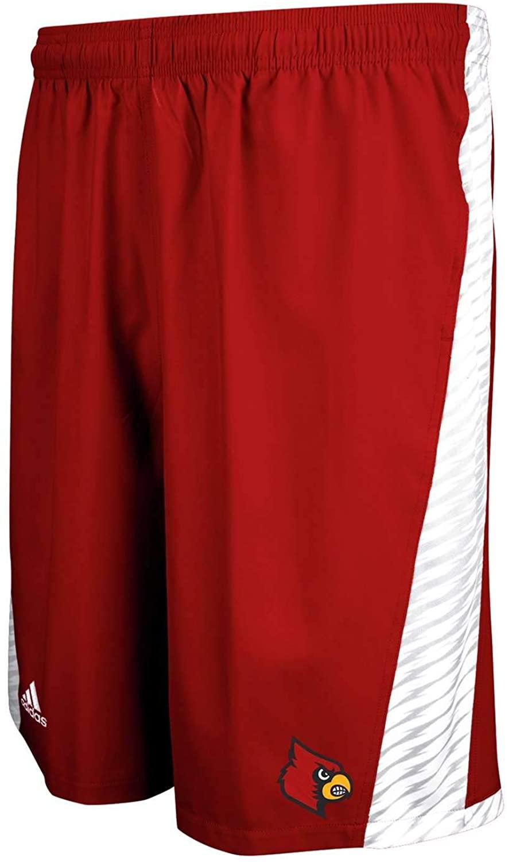 adidas Men's NCAA Louisville Sideline Short