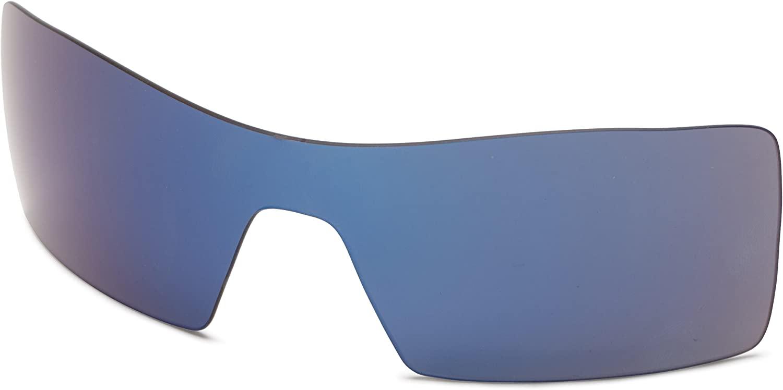 Oakley Men's Oil Rig Sunglasses Replacement Lens Rectangular Lenses