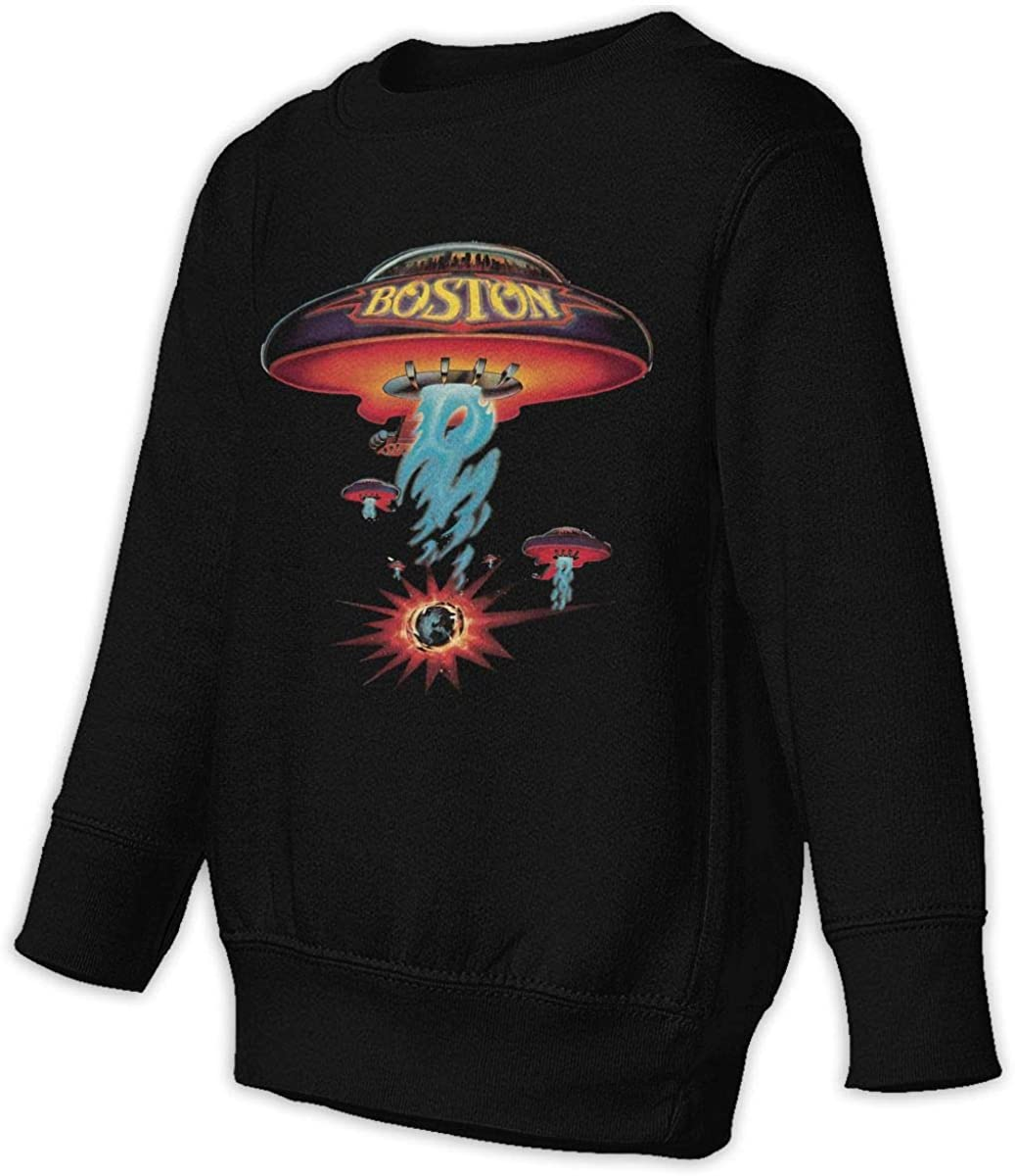 NOT Boston Rock Band Unisex Sweatshirt Youth Boy and Girls Pullover Sweatshirt