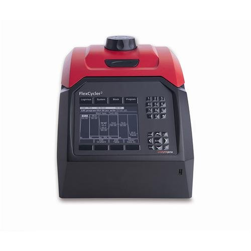 UVP 844-00065-4 Analytik JENA Model FlexCycler2 PCR Thermal Cycler with Twin-Combi Block, 115V