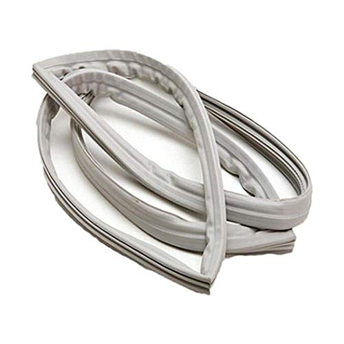 ClimaTek Freezer Refrigerator Door Gasket Seal fits Amana KitchenAid PS328693 R0950050 Y0056781