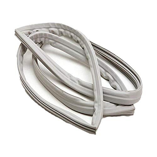 ClimaTek Freezer Refrigerator Door Gasket Seal fits Kenmore Whirlpool 2188451A AP3092356 1107638