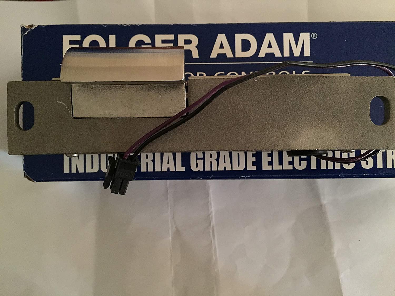HES 18103437 310 1 Folger Adam Electric Strikes, Grade 1