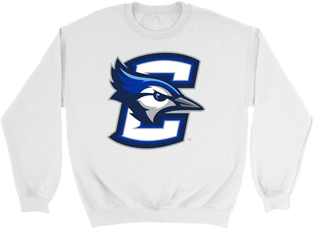 Official NCAA Creighton University Bluejays - RYLCTU06 Mens/Womens Boyfriend Sweatshirt