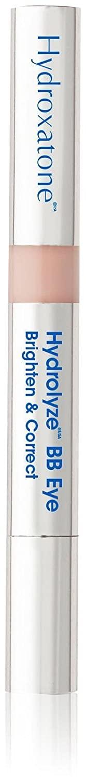 Hydroxatone Hydrolyze Bb Eye Brighten & Correct, Pink, 0.07 Ounce