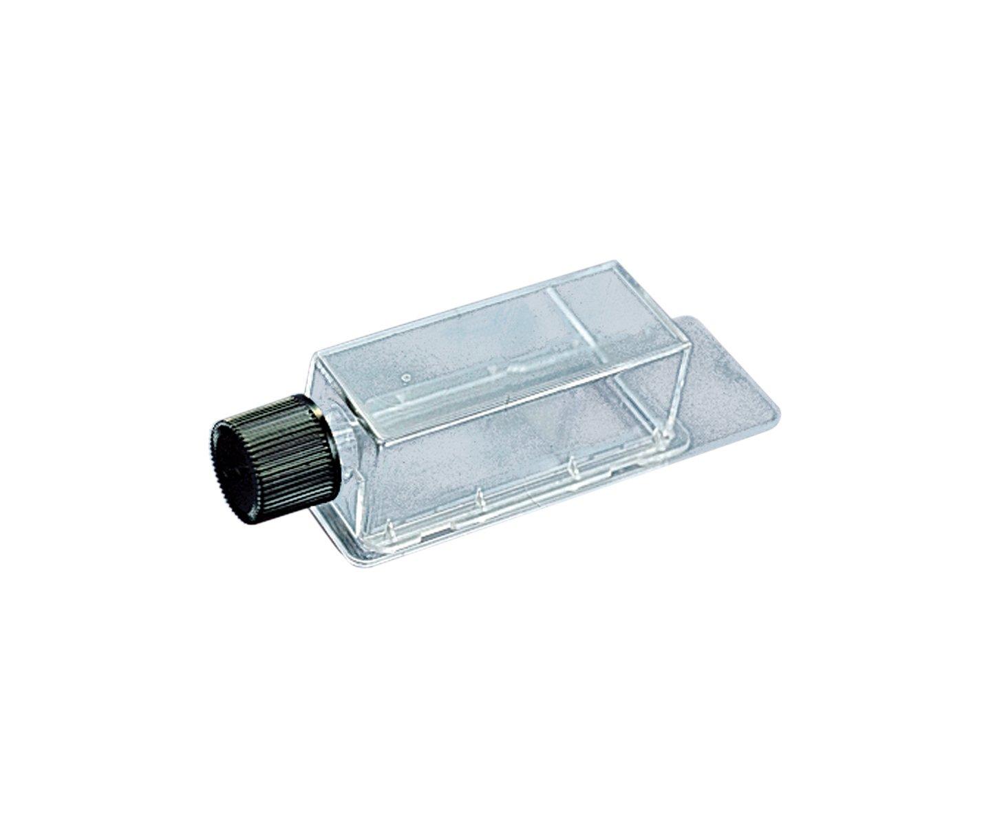 Nunc Flaskette Tissue Culture Chamber Slide Flask, Working Volume 2.5-5ml (Case of 96)