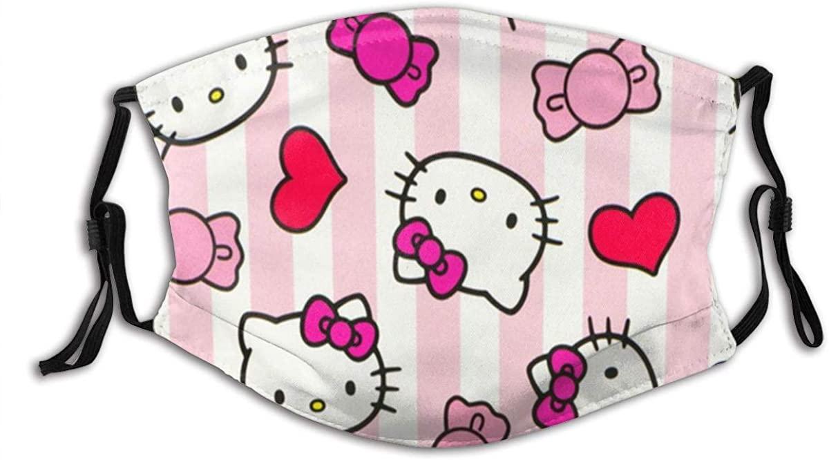 Hello Kitty Filter Unisex Anti-Dust Maks