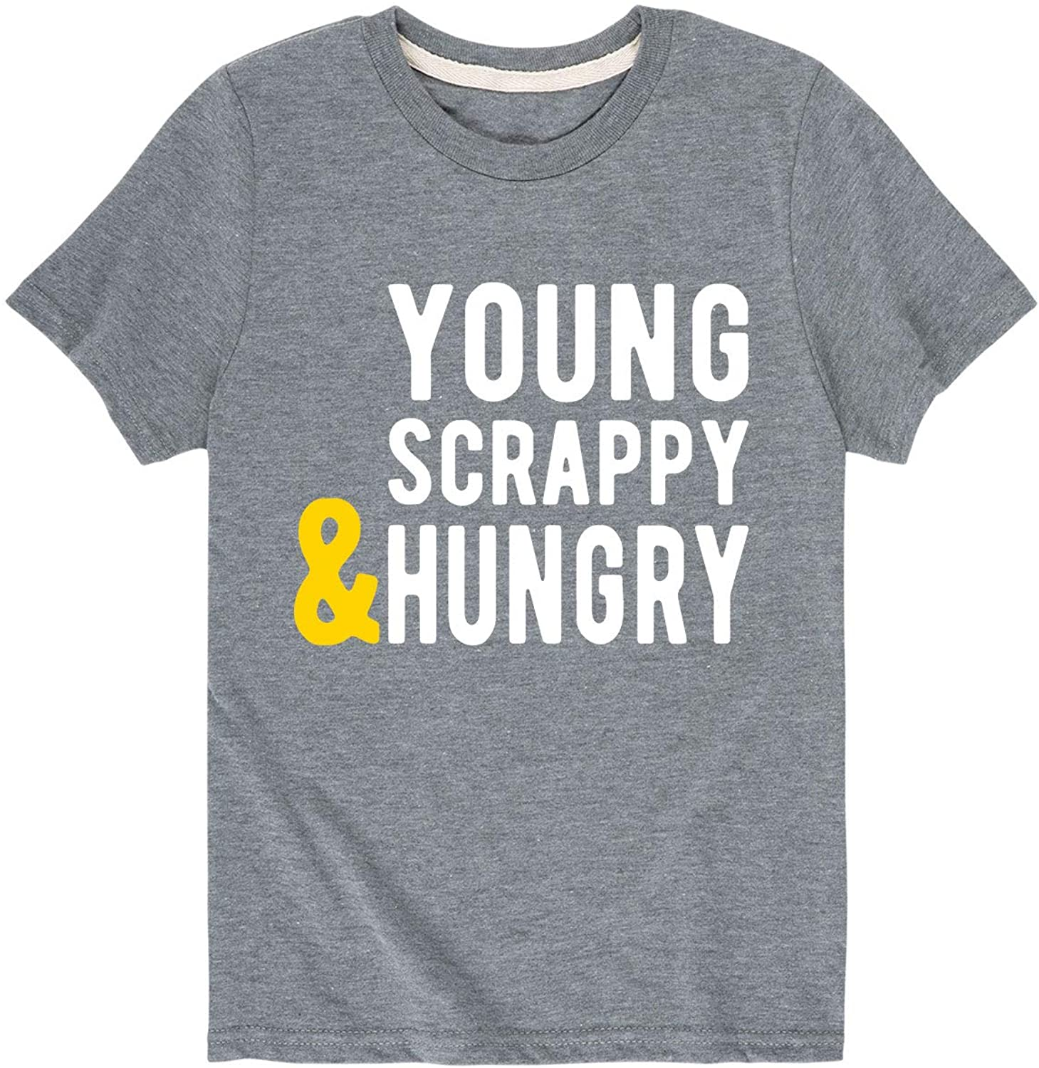 Young Scrappy and Hungry - Toddler Short Sleeve Tee