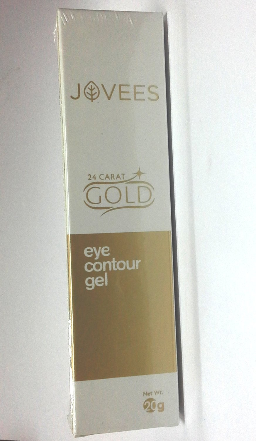 Jovees 24 Carat Gold Eye Contour Gel 20g