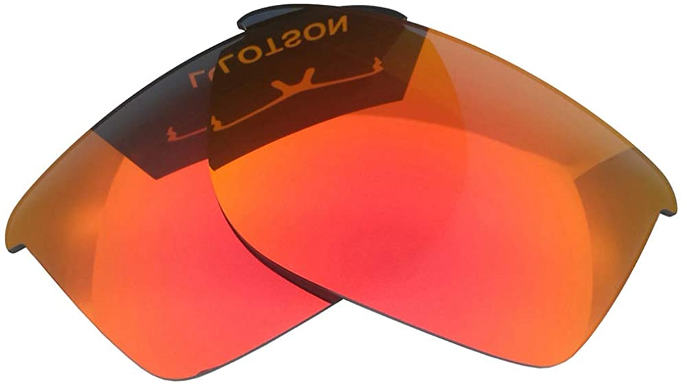 LOTSON Replacement for Fire Red MirrorShield Polarized UV400 Lenses Oakley PROXY Sunglasses OO9312