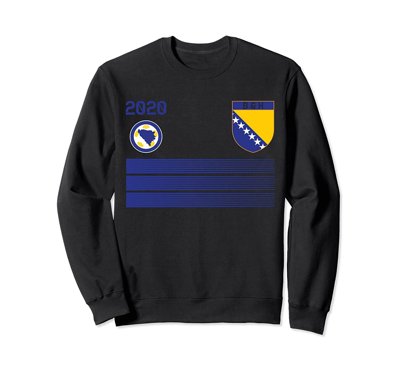 Bosnia & Herzegovina Football Jersey 2020 B&H Soccer Sweatshirt