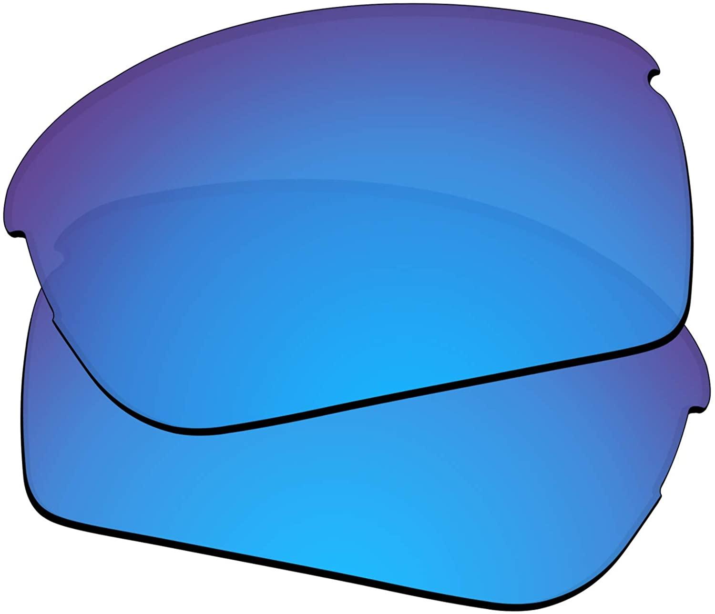 Predrox RPM Edge Lenses Replacement for Oakley Sunglass OO9205 Polarized