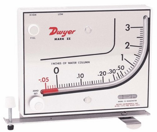 Dwyer A-612 Portable Stand for Model 68062-58