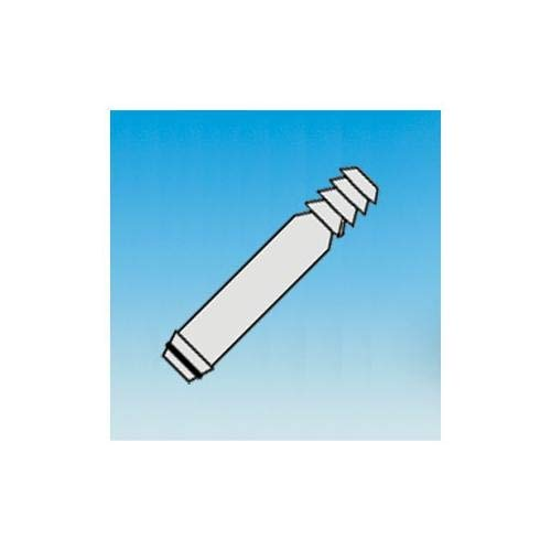 Ace Glass 5853-19, 15mm x 3/8in ID, Stem, Ace-Safe (Pack of 15 pcs)