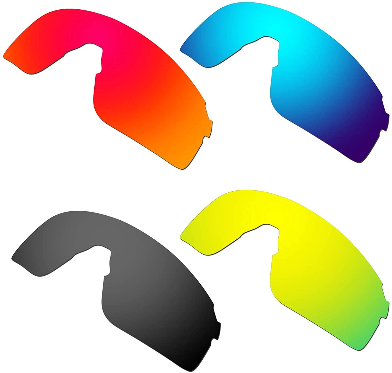 HKUCO Replacement Lenses For Oakley EVZero Blades Sunglasses Polarized
