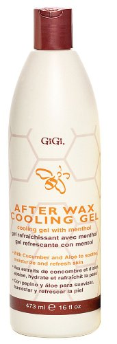 GiGi After Wax Cooling Gel, 16-Ounces (Pack of 2)