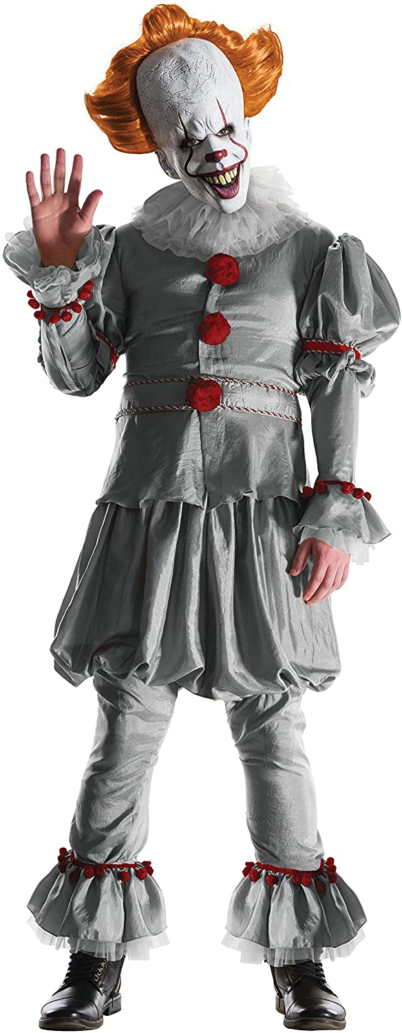 Rubie's Grand Heritage Mens Pennywise Costume