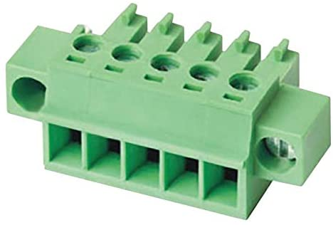 20.1550MF/5-E - TERMINAL BLOCK, PLUGGABLE, 5POS, 16AWG, (Pack of 20)