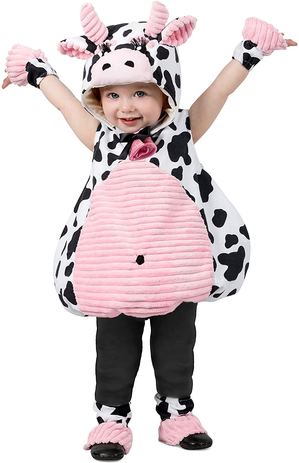 Princess Paradise Pink Belly Cow Baby/Toddler Costume