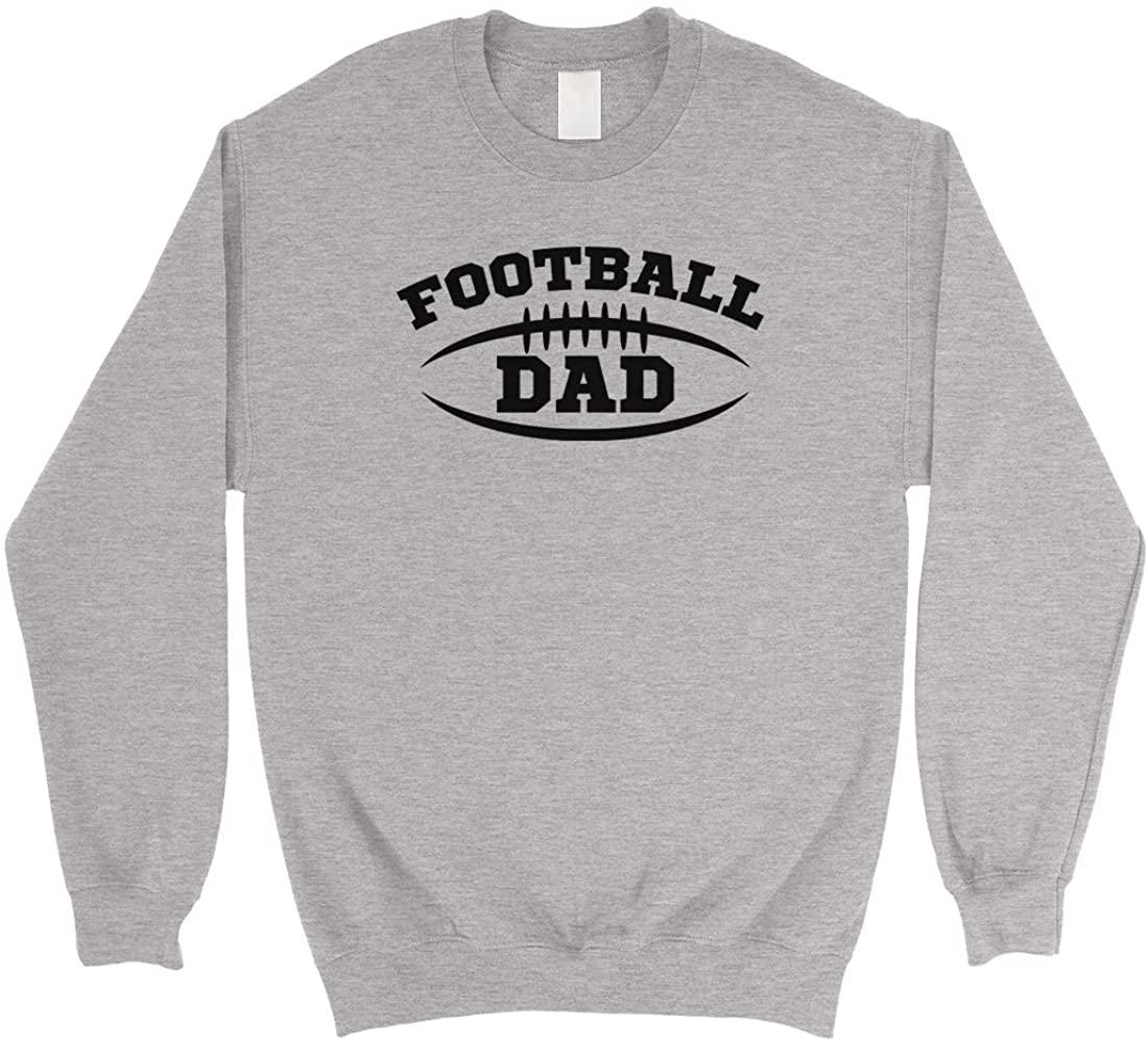 365 Printing Football Dad Father's Day Sweatshirt