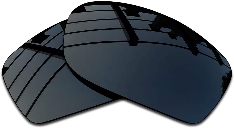 SEEABLE Premium Polarized Mirror Replacement Lenses for Oakley Splinter Sunglasses