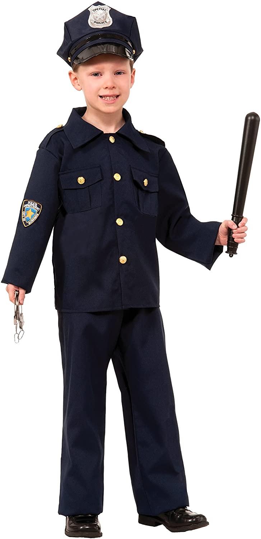 Forum Novelties Police Officer Costume, Medium