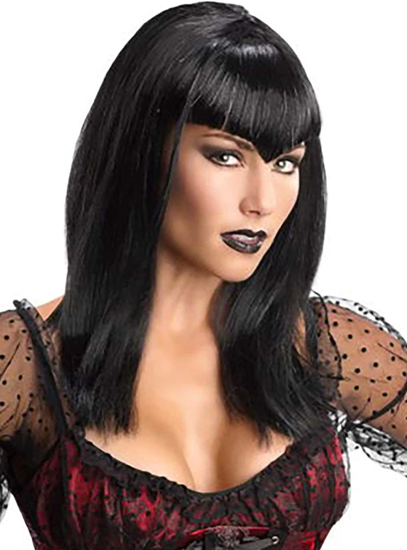 Rubies Adult Glitter Vamp Wig