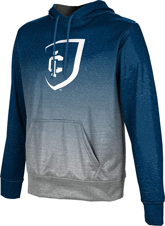 ProSphere Ithaca College Boys' Pullover Hoodie, School Spirit Sweatshirt (Ombre)