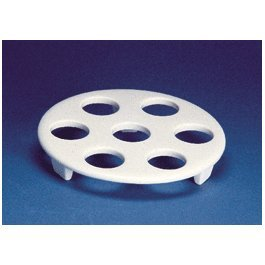 Porcelain Crucible Desiccator Plates, w/3 supports, 95 mm - 60444 - EACH