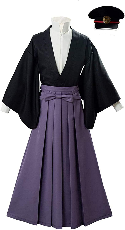 Dahee Adult Tsukasa Yugi Costume Toilet Bound Hanako Kun Kimono School Uniform Outfits