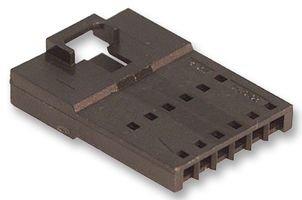 MOLEX 70107-5037 PLUG HOUSING, 3POS, 2.54MM, POLYESTER (50 pieces)