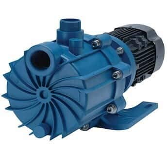 Cole-Parmer AO-72224-10 Seal Less Self-Priming PP Centrifugal Pump; 89 GPM/50 ft, 230/460V