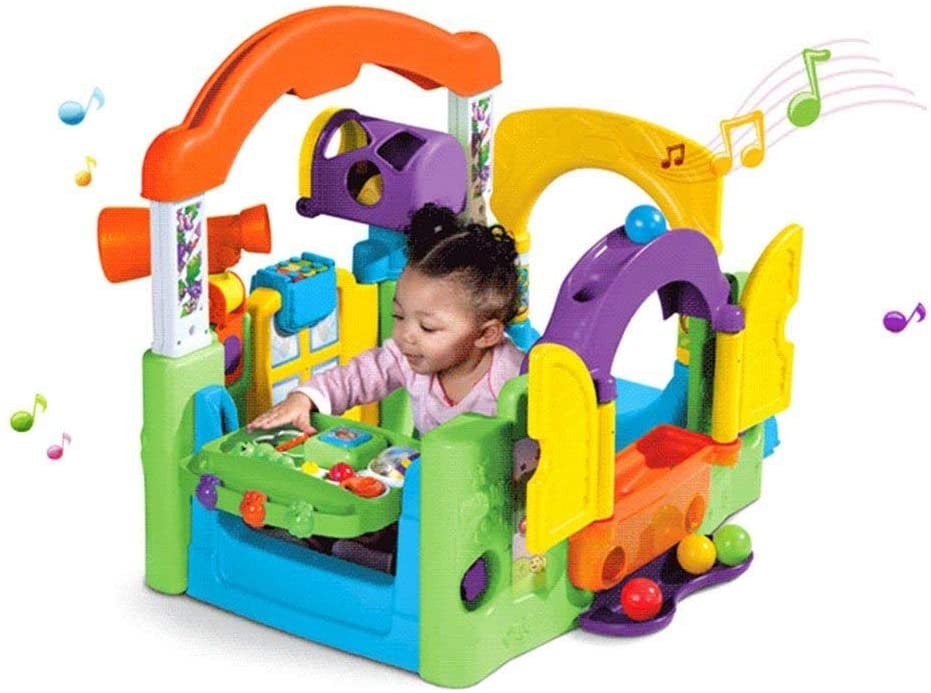 NZ-Intellectual toy Learning & Activity Toys Puzzle Children's Toys Early Childhood Baby Play House Parent-Child Interactive Games Amazing Children's Toys