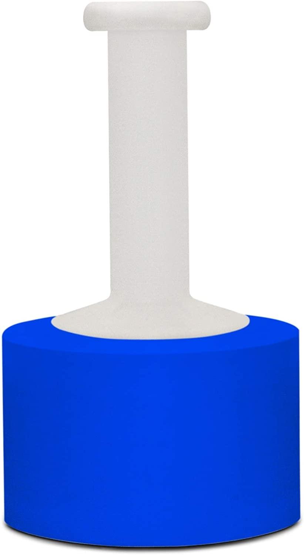 Self-Adhering Blue Color Narrow Banding Stretch Wrap 3 Inch x 1000 Feet x 80 Gauge 18 Rolls
