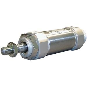 SMC CDM2B32-180 actuator - cm2/cm3 round body cylinder family 32mm cm2 dbl-act auto-sw - cyl, rnd body, dbl acting