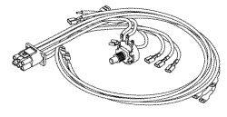 Wiring Harness for Pelton & Crane OCM PCH186