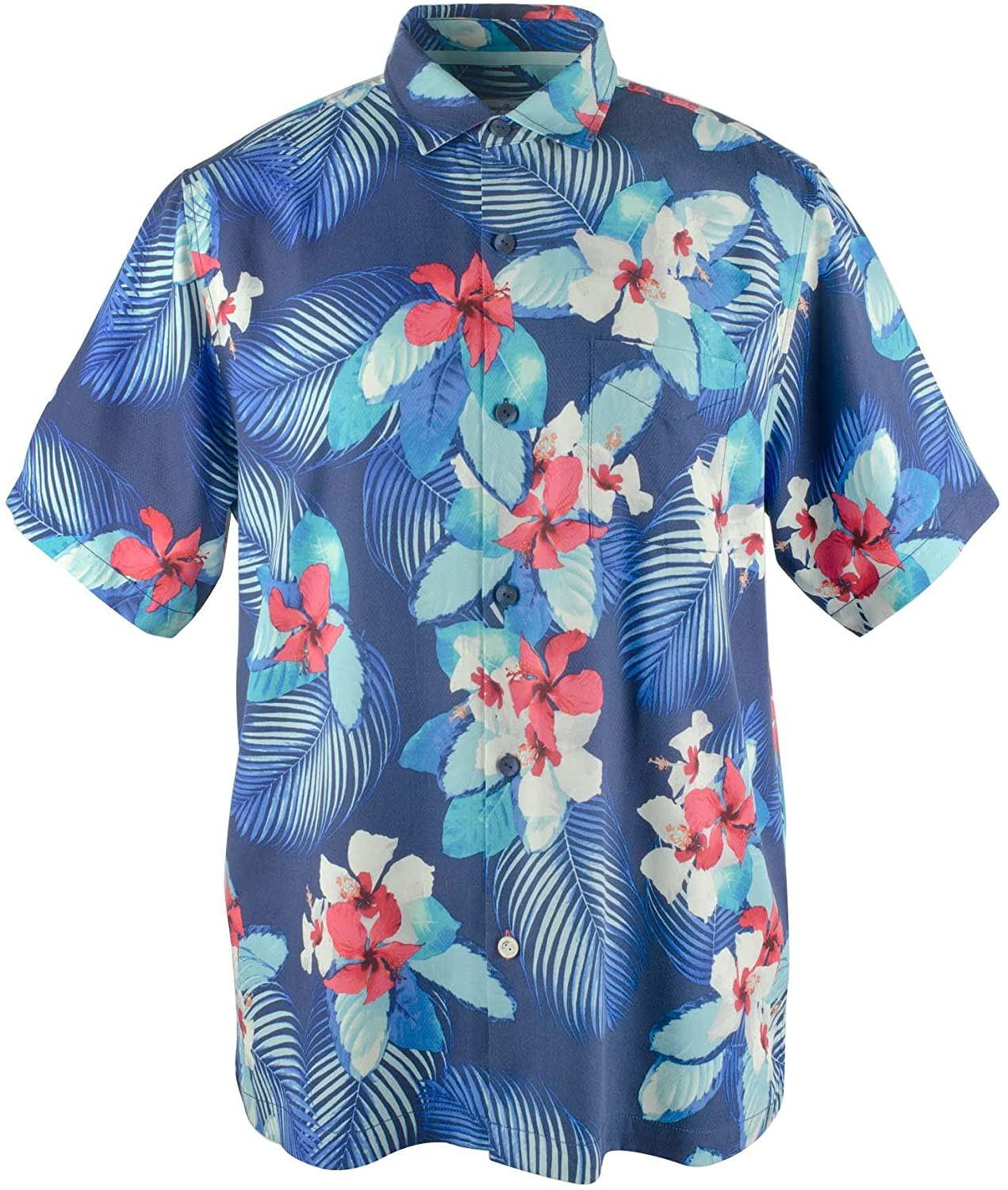 Tommy Bahama Monterosso Beach Silk Camp Shirt