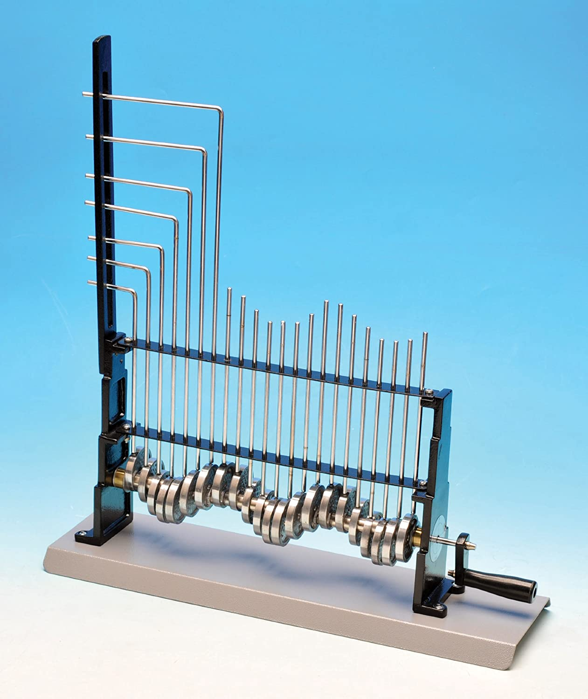 Wave Apparatus Demo, Metal - Longitudinal and Transverse Motion - Advanced - Eisco Labs