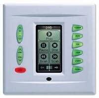 Sonance NAVIGATOR K2 In-wall Keypad, LCD Display, Hard Keys