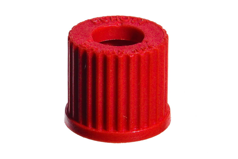 Wilmad-LabGlass LG-10818-110 Open Top Cap, GL 14 Thread, 9.5mm Aperture