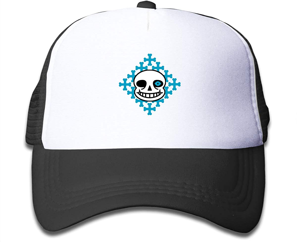Boys Girls Mesh Baseball Cap Summer Outdoor Sports Sun Hats for Kids Children Teen Youth